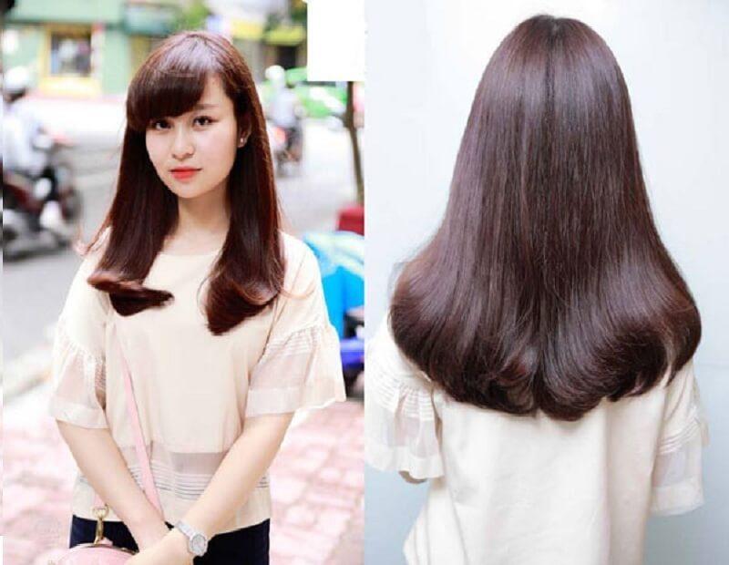 Sẽ tuyệt vời hơn nếu bạn thử nhuộm màu tóc tôn lên nước da của mình