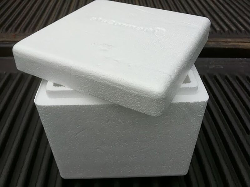 Ủ sữa chua trà xanh bằng thùng xốp vừa đơn giản lại hiệu quả