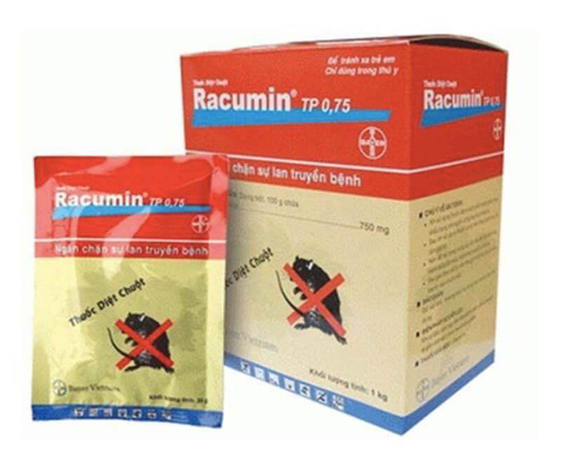 Thuốc diệt chuột Racumin Bayer – Giải pháp hoàn hảo