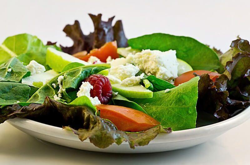 Chế độ ăn lành mạnh