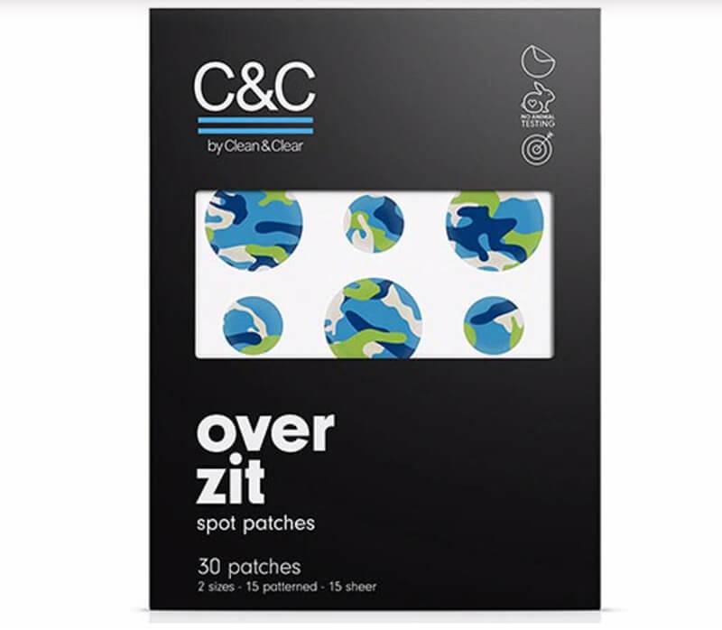 C & C trên ZIt Spot Patch