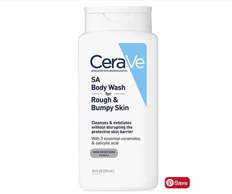 Sữa tắm CeraVe SA