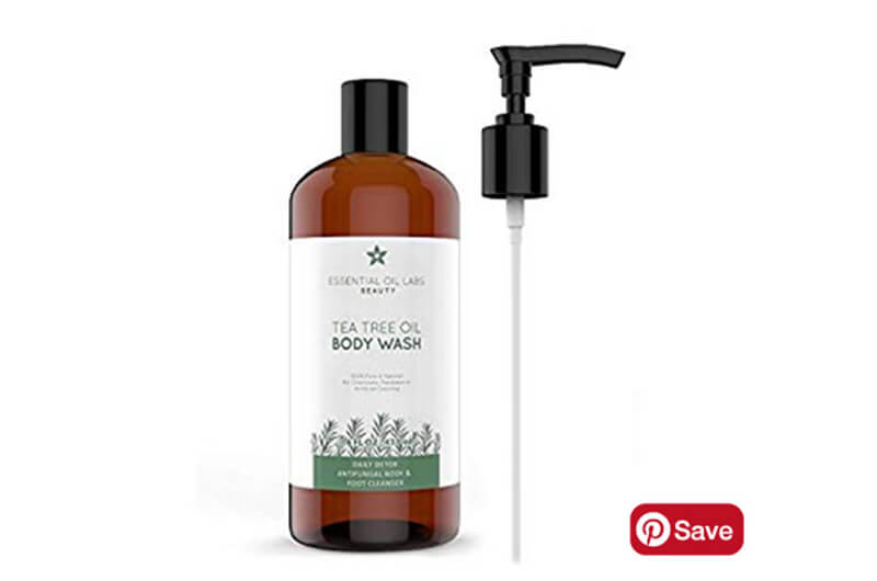Essential Oil Labs Tea Tree Oil Body Wash