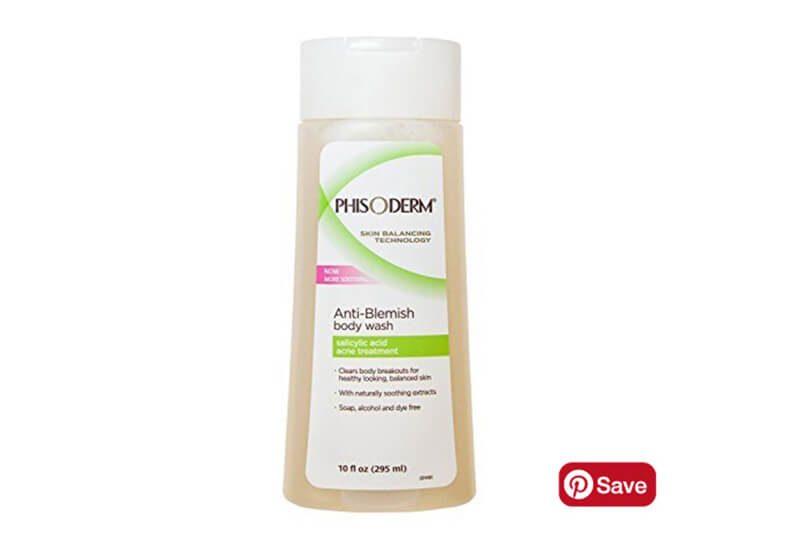 Phisoderm Skin Balancing Technology Anti-Blemish Body Wash