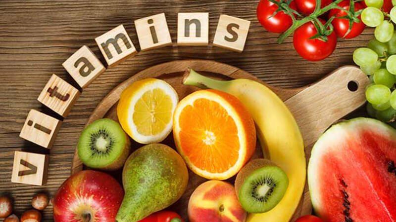 Thực phẩm chứa Vitamin A, D và E
