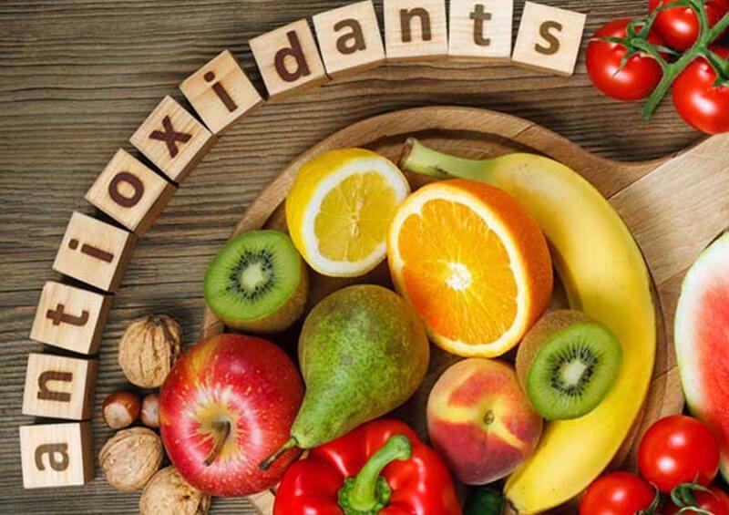 Thực phẩm giàu chất chống oxy hóa