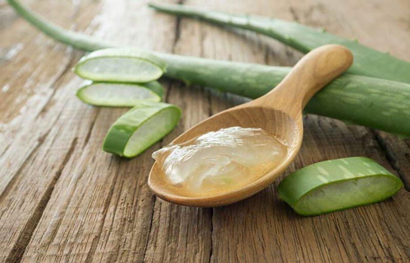 Tinh dầu Vitamin E và nha đam