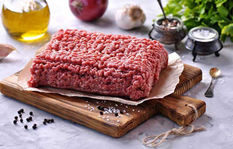 Các loại thịt công nghiệp: Thịt bò, gia cầm và thịt lợn