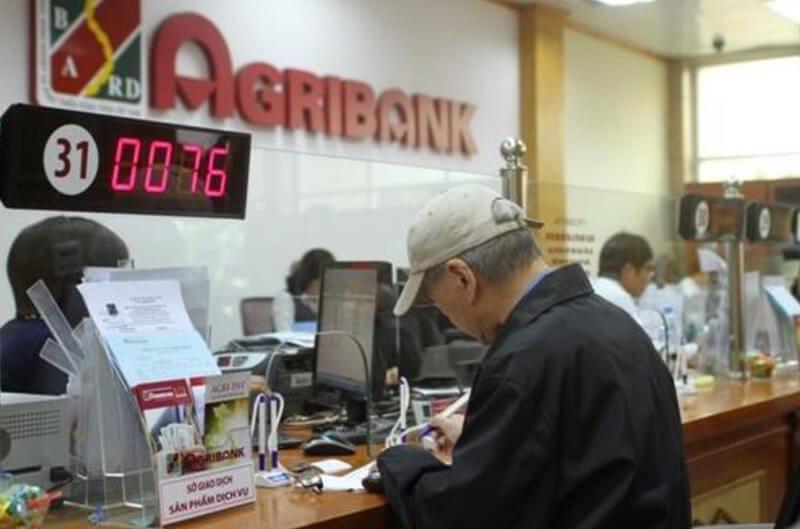 Thủ tục vay tiền của ngân hàng Agribank